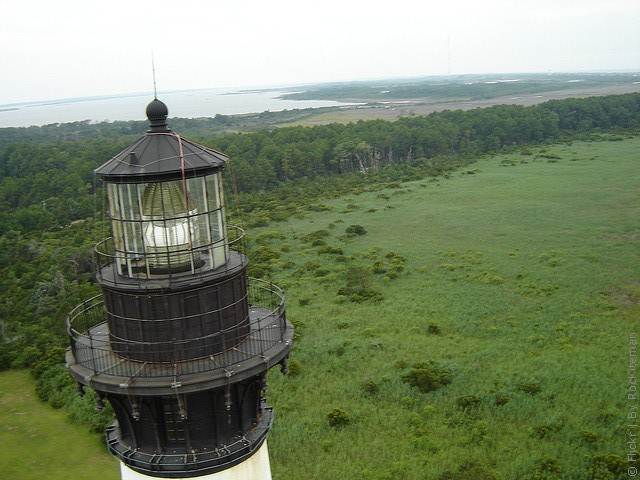 Маяк острова Боді, США (11)