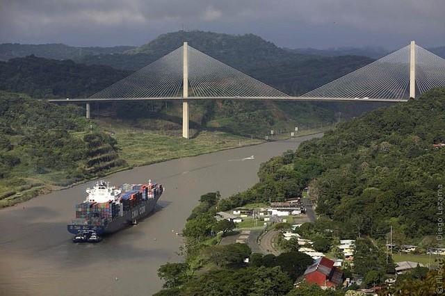 Міст Століття, Панама (6)