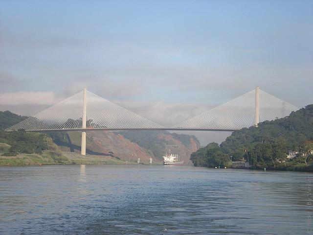 Міст Століття, Панама (9)