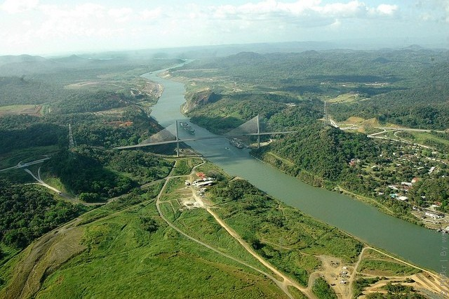 Міст Століття, Панама (10)
