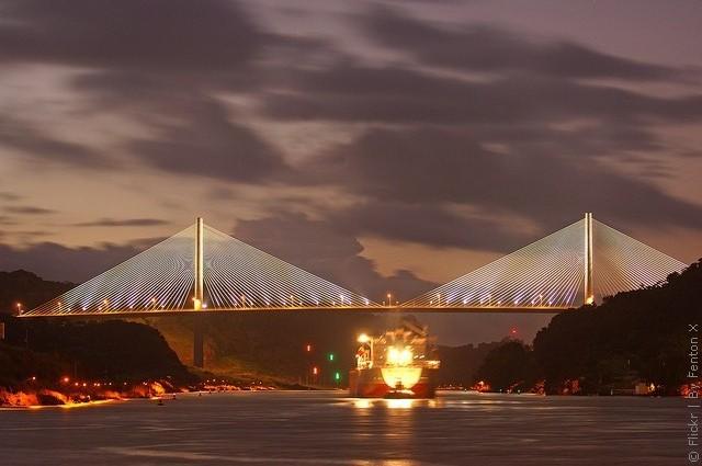Міст Століття, Панама (15)