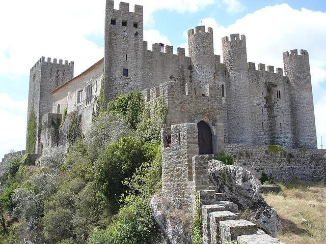 Замок Обідуш, Португалія (1)
