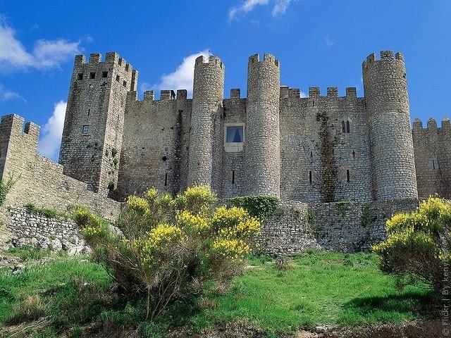 Замок Обідуш, Португалія (2)