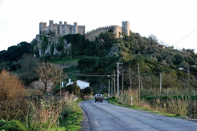 Замок Обідуш, Португалія (3)