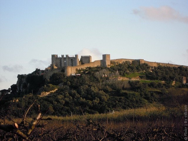 Замок Обідуш, Португалія (4)