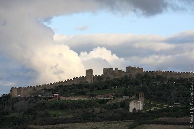 Замок Обідуш, Португалія (5)