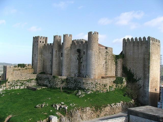 Замок Обідуш, Португалія (6)