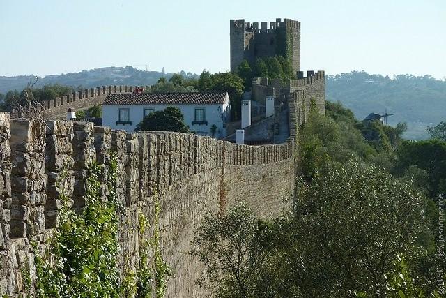 Замок Обідуш, Португалія (8)