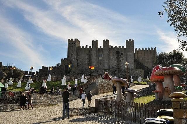 Замок Обідуш, Португалія (9)