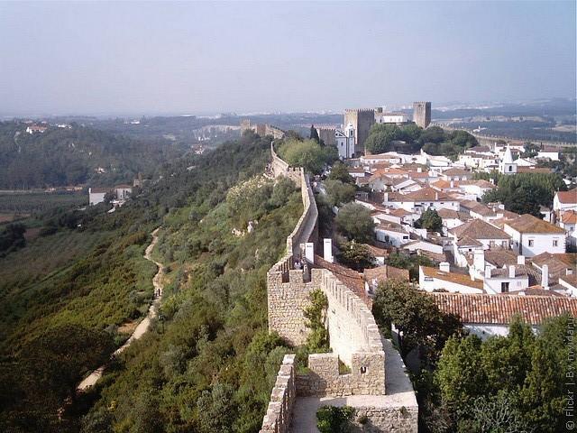Замок Обідуш, Португалія (10)