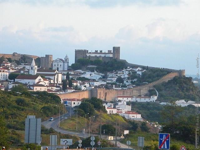 Замок Обідуш, Португалія (11)