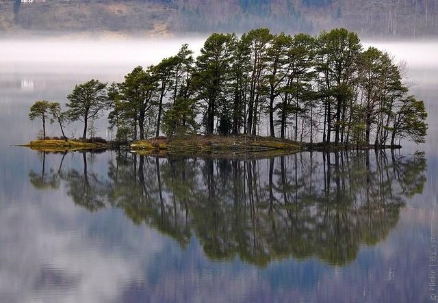 Одне з найкрасивіших озер світу, озеро Хорніндальсватнет (3)