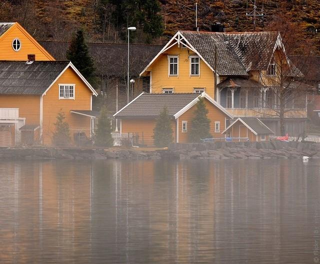 Одне з найкрасивіших озер світу, озеро Хорніндальсватнет (9)