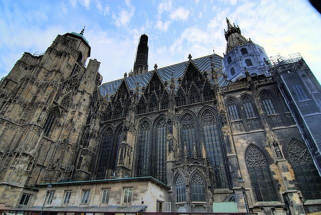 Національний символ Австрії, Собор Святого Стефана у Відні (2)