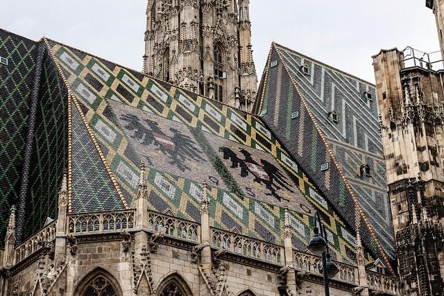 Національний символ Австрії, Собор Святого Стефана у Відні (3)