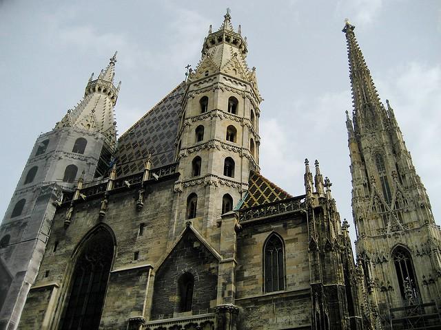 Національний символ Австрії, Собор Святого Стефана у Відні (4)