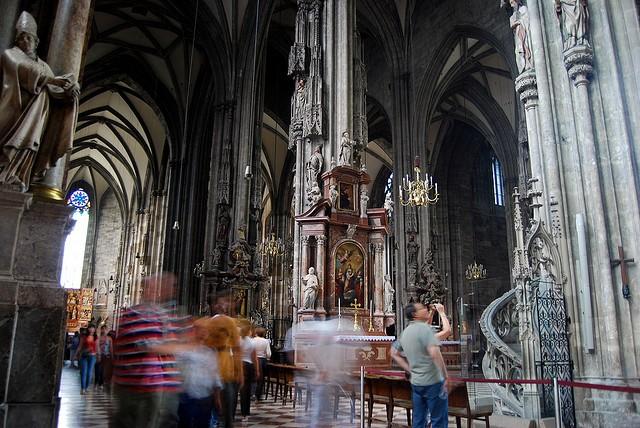 Національний символ Австрії, Собор Святого Стефана у Відні (7)