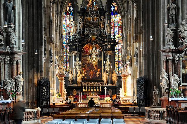 Національний символ Австрії, Собор Святого Стефана у Відні (8)