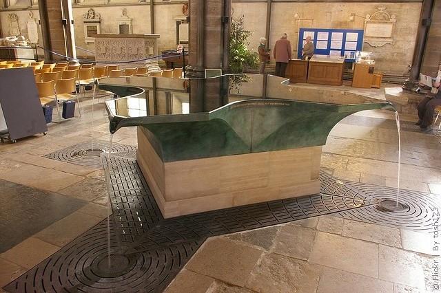 Солсберійський собор, одна з найстаріших релігійних пам'яток Великобританії (8)
