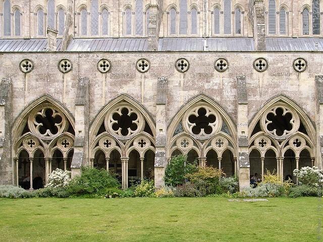 Солсберійський собор, одна з найстаріших релігійних пам'яток Великобританії (9)