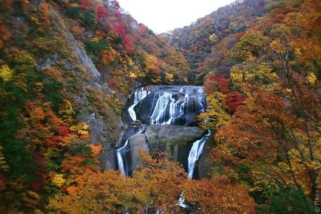 Водоспад Фукурода, Японія (12)