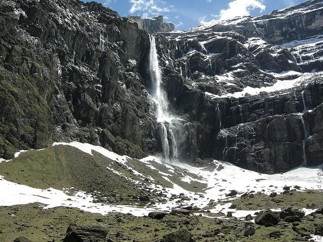 Водоспад Гаварні, Франція (1)