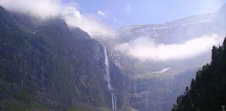 Водоспад Гаварні, Франція (2)
