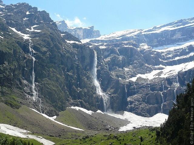 Водоспад Гаварні, Франція (5)