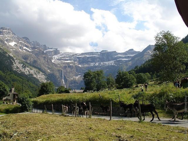 Водоспад Гаварні, Франція (7)