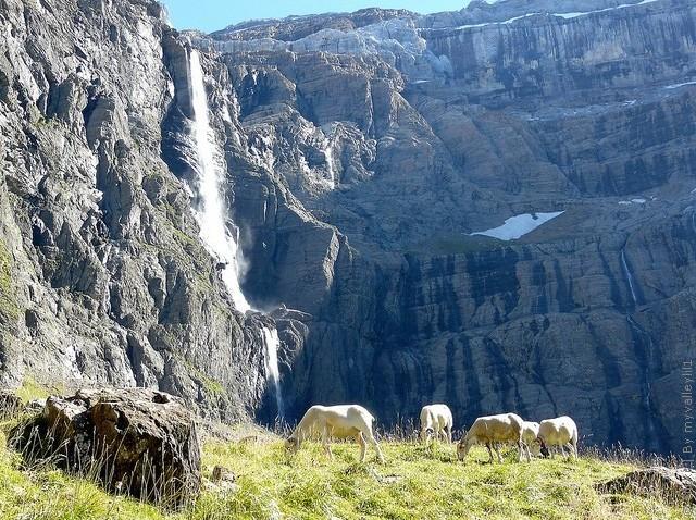 Водоспад Гаварні, Франція (10)