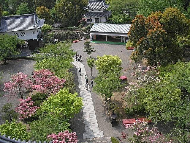 Замок білого мармуру або замок Інуяма (6)