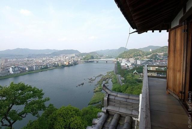 Замок білого мармуру або замок Інуяма (7)