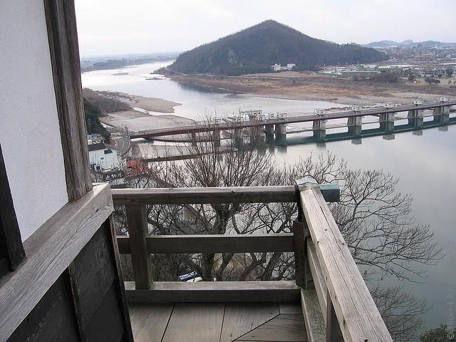 Замок білого мармуру або замок Інуяма (8)