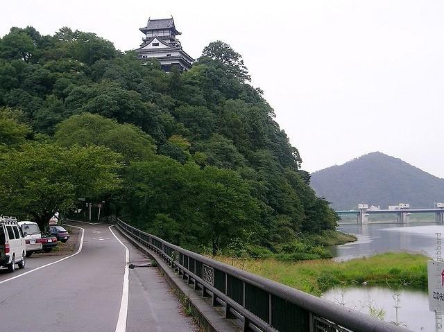 Замок білого мармуру або замок Інуяма (9)