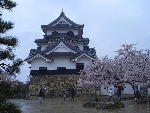 Замок білого мармуру або замок Інуяма (10)