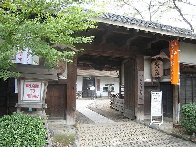 Замок білого мармуру або замок Інуяма (11)