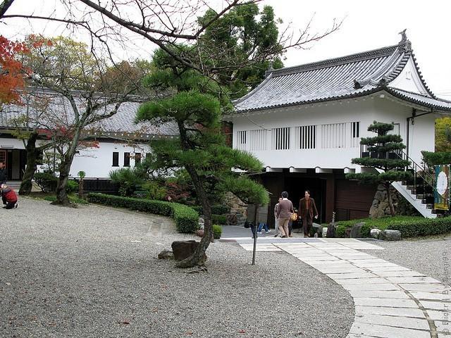 Замок білого мармуру або замок Інуяма (12)