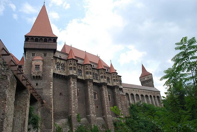 Замок Корвінів, Румунія (2)