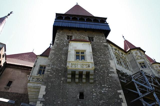 Замок Корвінів, Румунія (4)