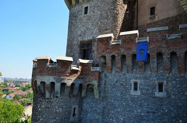 Замок Корвінів, Румунія (5)