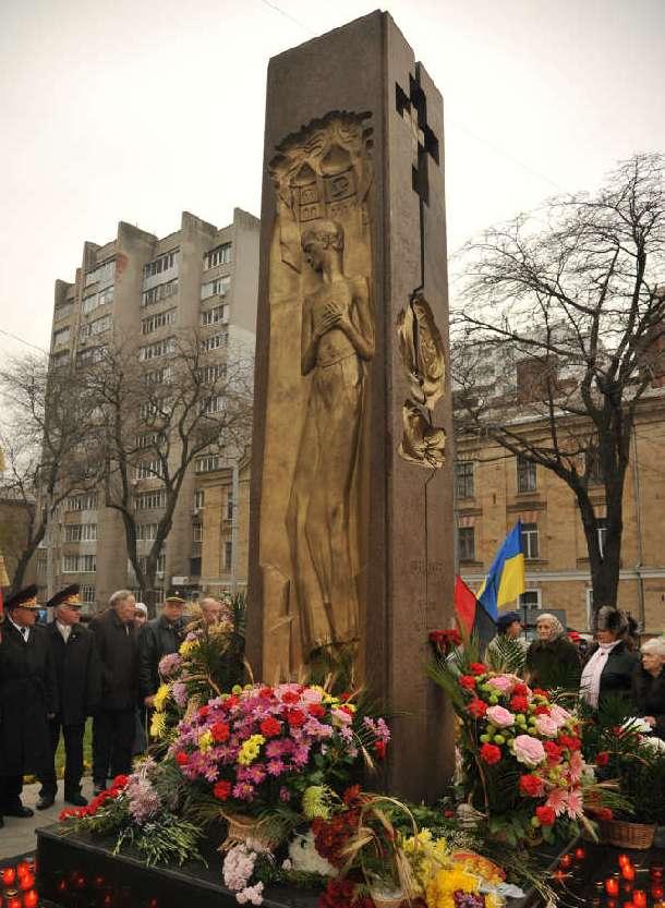 Пам'ятник Жертвам Голодомору в Одесі