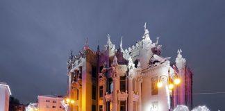 Розкішні нічні фотографії. Відомі світові пам'ятки вночі (53)