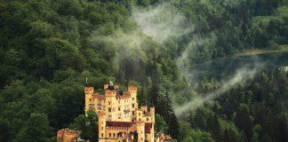 Замок Хоеншвангау, Фюссен, Німеччина. (1)