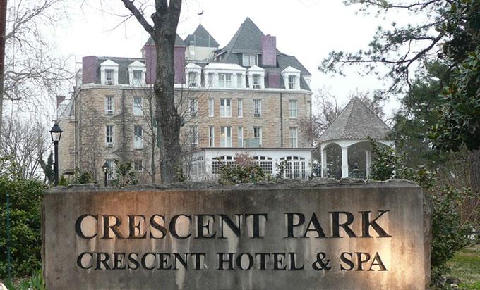 1886 Crescent Hotel & Spa, Еврика Спрінгс