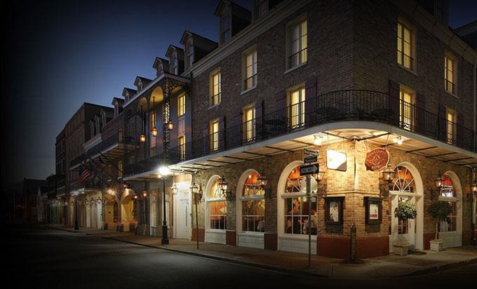 Bourbon Orleans, Новий Орлеан