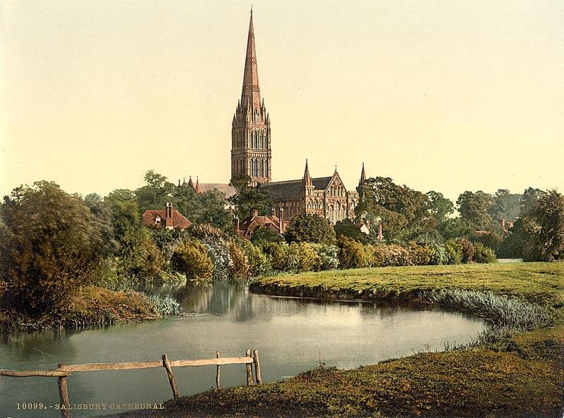 Солсберійський собор, одна з найстаріших релігійних пам'яток Великобританії (15)
