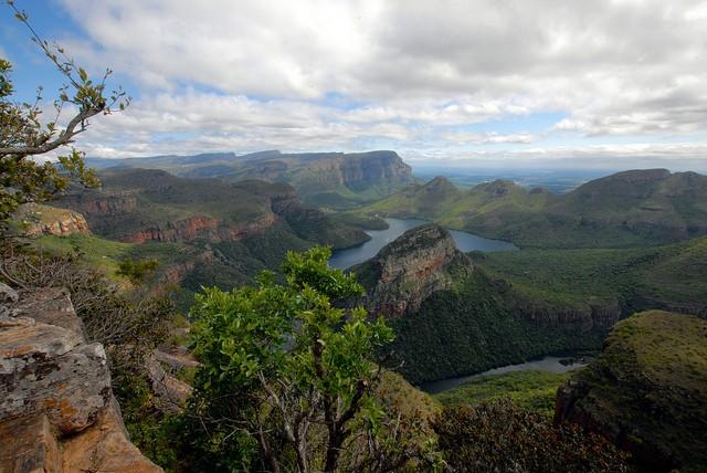 Каньйон річки Блайд (Blyde River Canyon) (10)