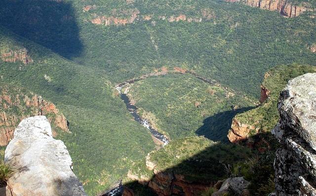 Каньйон річки Блайд (Blyde River Canyon) (11)