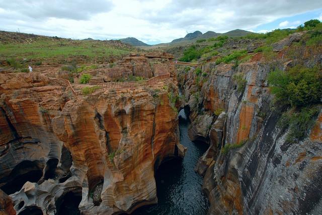 Каньйон річки Блайд (Blyde River Canyon) (13)