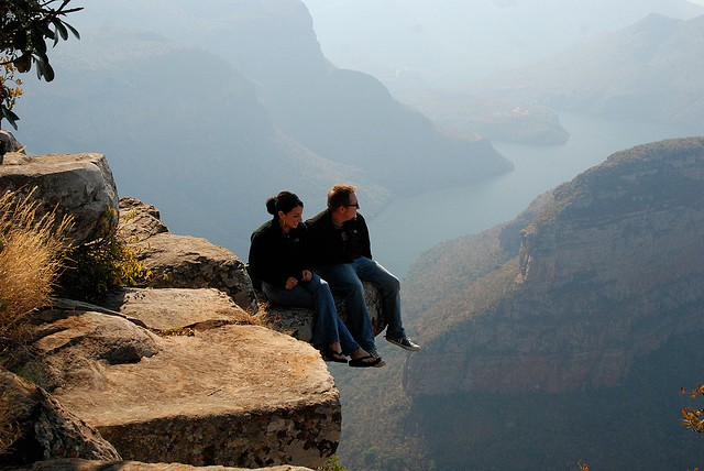 Каньйон річки Блайд (Blyde River Canyon) (16)